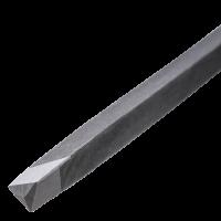 150mm Triangle Bastard Cut File
