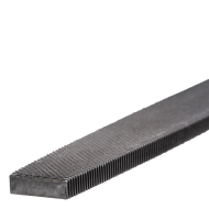 200mm Flat Bastard Cut File